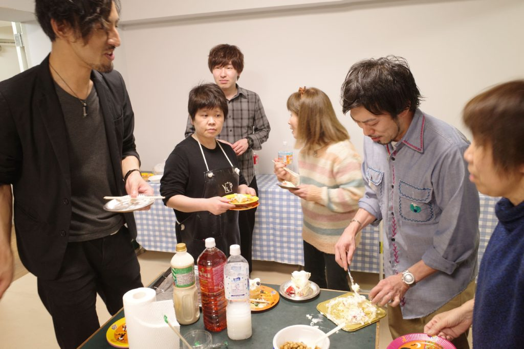 BBQパーティー写真4